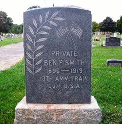 Ben P. Smith