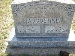 """Ignatius """"Ignatz"""" Augustine"""