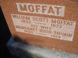 Margaret Ruth <I>Squair</I> Moffat