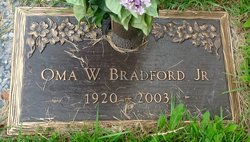 Oma Washington Bradford, Jr