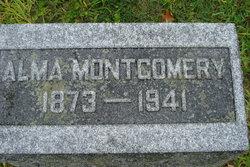 Florence Alma <I>Boner</I> Montgomery