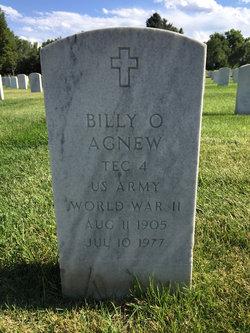 Billy Oscar Agnew