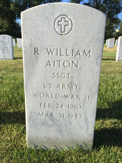 Rex William Aiton