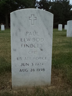 Paul Elwood Findley