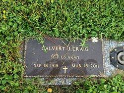 """Calvert Joseph """"C.J."""" Craig"""