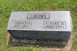 Albert D. Crowe