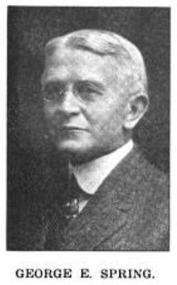 George Edward Spring