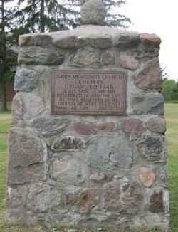 Nairn Mennonite Cemetery