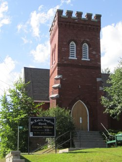Camden East Anglican Cemetery