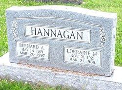 Bernard A Hannagan