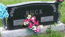 Liva C <I>Sisk</I> Buck