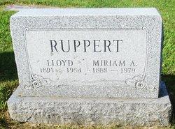 Lloyd Ruppert