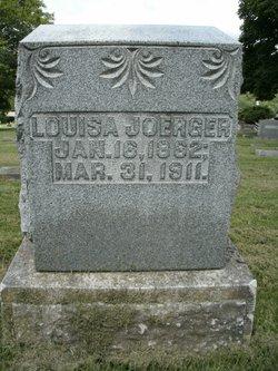 Louisa M. <I>Zeiser</I> Joerger