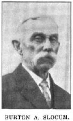 """Burton A. """"Bert"""" Slocum"""