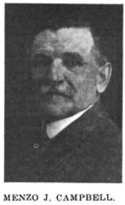 Menzo John Campbell