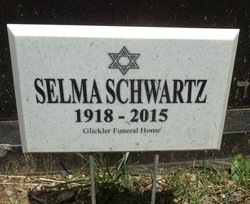Selma <I>Zappin</I> Schwartz