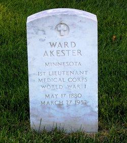 Ward Akester