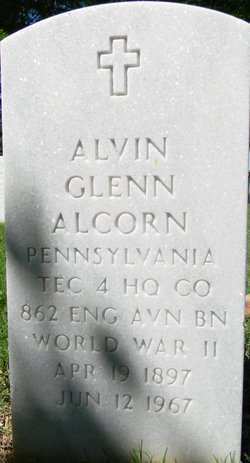 Alvin Glenn Alcorn