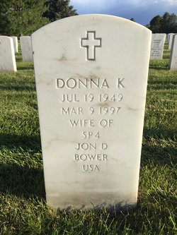 Donna Kay <I>Griswold</I> Bower
