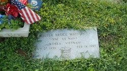 Walter Bruce Watsons, Sr