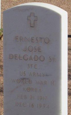 Ernesto Jose Delgado, Sr