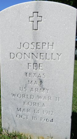 Joseph Donnelly Fee