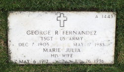 George R Fernandez