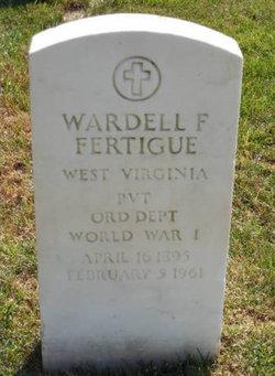 Wardell F Fertigue