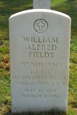 William Alfred Fields