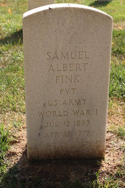 Samuel Albert Fink