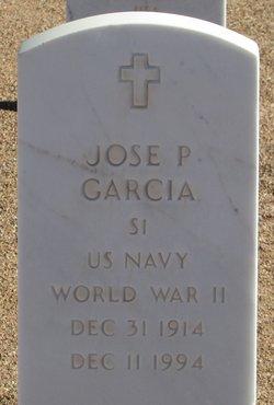 Jose P Garcia