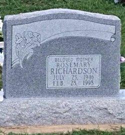 Rosemary Richardson
