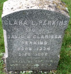 Clara L Perkins
