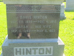 Davis Hinton