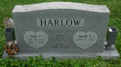 Paul F Harlow