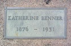 Katherine Benner