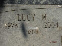 Lucy M. <I>Reece</I> Davis