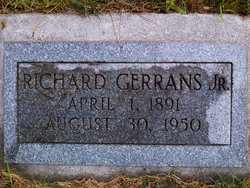 Richard James Gerrans, Jr