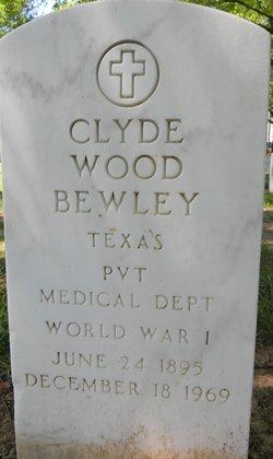 Clyde Wood Bewley
