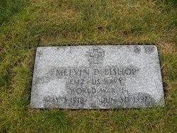 Melvin D Bishop