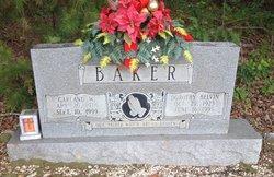 Dorothy <I>Belvin</I> Baker