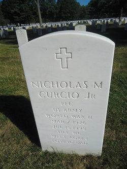 Nicholas M Curcio, Jr
