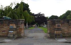Edinburgh Rosebank Cemetery