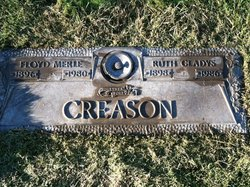 Ruth Gladys <I>Good</I> Creason