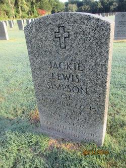 Jackie Lewis Simpson