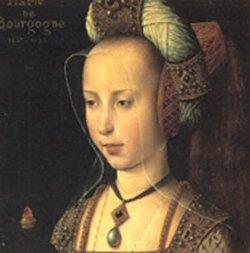 Marie <I>de Bourgogne</I> von Kleve