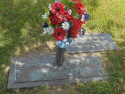 Dorothy P <I>Staley</I> Acton