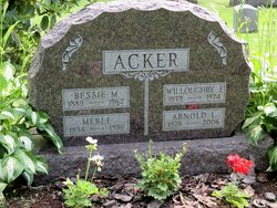 Arnold Lewis Acker