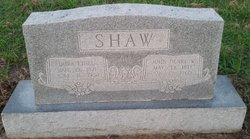 Dora Ethel Shaw
