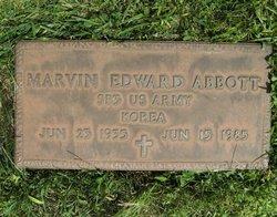 "Marvin Edward ""Ed"" Abbott"